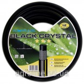 Шланг усиленный Aquapulse Black Crystal 3/4 3 слоя 50м (Италия)